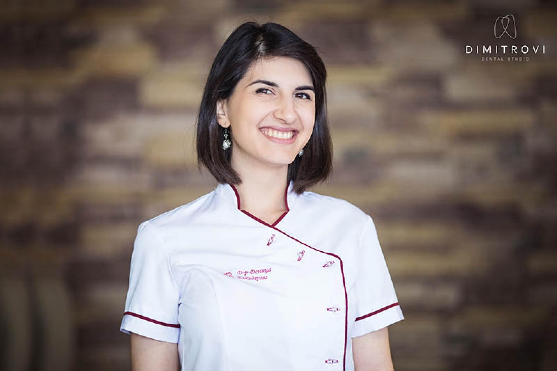 DR. DENITSA BOZHIDAROVA